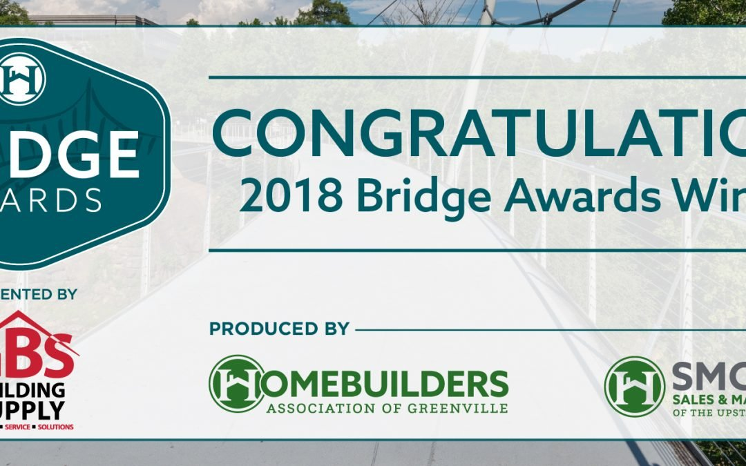 Sixth Annual Bridge Awards Recipients Announced