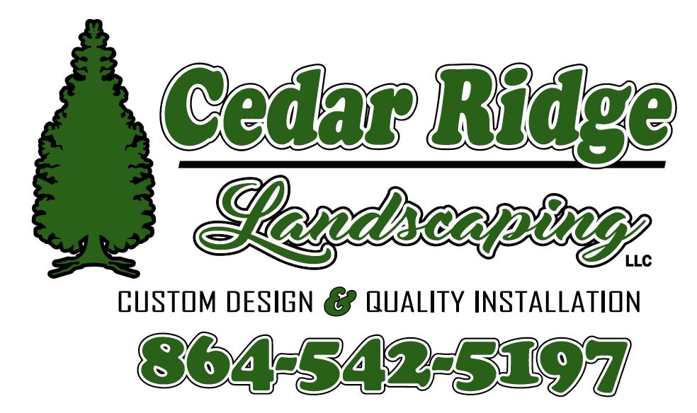 Cedar Ridge Landscaping Sponsors Home Builders Association of Greenville